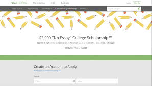 Scholarship With No Essay 5 Scholarships For College Students With Average Grades Student