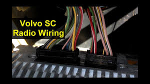 volvo radio wiring diagram wiring diagrams best volvo radio wiring harness connections votd volvo semi truck radio wiring diagram volvo radio wiring diagram