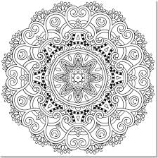 mandala designs coloring book 31 stress relieving designs color