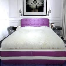 white fur rug white sheepskin rug fur carpet bed real fur blanket blankets for beds floor white fur rug