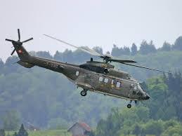Helikopter - Kategorie: Helikopter - Bild: Eurocopter AS532UL Cougar T-340