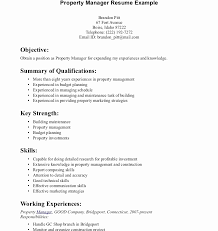 Property Manager Resume Unique Resume Templates Sierra 39