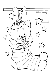 Unique Coloriage Simple Sur Noel