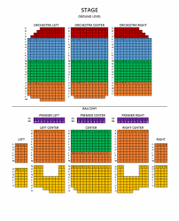 Temple Seating Chart Temple Theater Viroqua Seating Chart