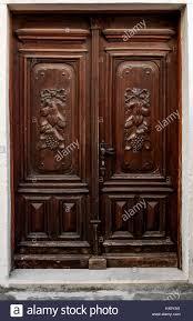 Carved Door Frame Stock Photos & Carved Door Frame Stock Images ...