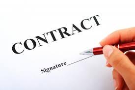 Hasil gambar untuk tips membuat kontrak bisnis agar terhindar dari tuntutan