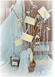 baby shower gift card tree idea