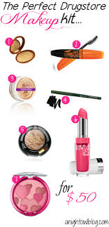the perfect makeup kit for under 50 beauty makeup beauty