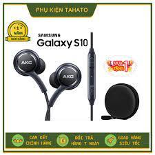 CHÍNH HÃNG ] Tai nghe Samsung AKG Galaxy S10 - S10 Plus - S105G - S10e Bảo  Hành 12 Tháng