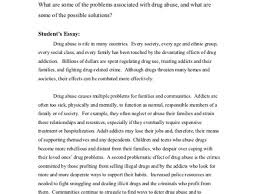drug abuse essay alcohol and substance abuse essay drug essays essays english essay drug abuse and addiction