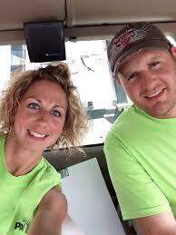 """Jess Baker on Twitter: """".@PPLElectric's Steve & Bernadette Henne ..."""