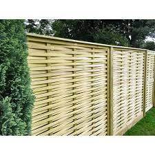 fence panels. Interesting Fence Woven Panel In Garden In Fence Panels