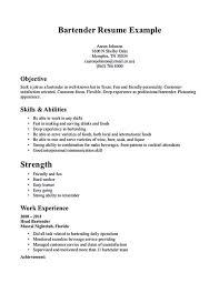 ... Server Bartender Resume 9 Server Resume Skills ...