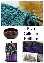 5 gifts for knitters
