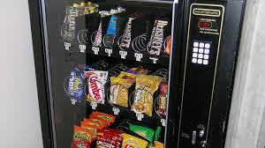 Man Vs Vending Machine Best Man Tears Apart Vending Machine With Grinder Sunshine Coast Daily