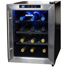 newair wine cooler reviews. Modren Cooler NewAir AW121E 12 Bottle Thermoelectric Wine Cooler In Newair Reviews