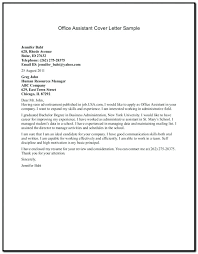 Cover Letter Examples For Medical Assistant Cover Letter For Medical Office Assistant Bitacorita