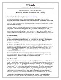 Software Qa Tester Cover Letter Resume Sample No Experience