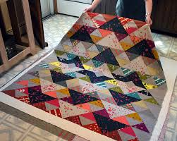 Gotham Quilts Spray Basting Tutorial - Gotham Quilts & Spray and smooth until the entire top is attached to the batting. Pull up  the tape and double check your edges just in case some are loose. Adamdwight.com