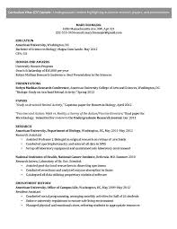 How A Curriculum Vitae Influences Your Chances Of Getting