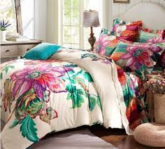3d oil activated painting comforters