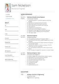 Cv Mechanic Cv For Mechanical Engineering Art Homework Help