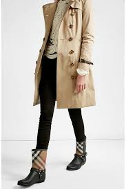 Burberry-Shoes-Rain Boots Shipped Free - Burberry-Shoes-Rain Boots ... & Burberry Rubber Rain Boots with Checked Fabric black women,burberry trench  coat,Most Fashionable Adamdwight.com