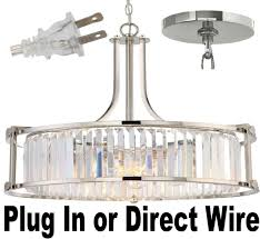 how to convert a chandelier into plug in lamp change inside remodel 10