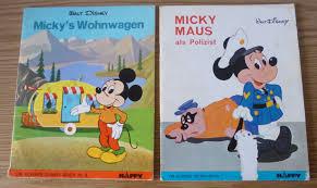 Walt Disney Micky Maus Als Polizist Mickys Wohnwagen Comic