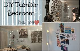 diy tumblr bedroom infinityymo youtube