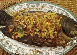 Yuk pelajari cara membuat hidangan ikan gurame bakar. Cara Memasak Gurami Bakar Saus Salsa Anti Gagal Resep Dapur Mama
