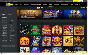 Огляд онлайн казино parimatch - Universal