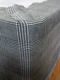 Decorative Box Spring Cover Simple Details upholstered box spring tutorial 34