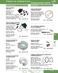 pièces de carburateur carburetor parts pdf la plupart des modèles 1988 et sur les modèles plus rescents avec des carburateurs walbro