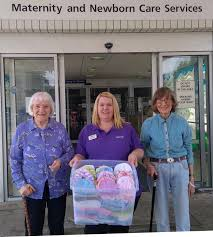 Special arrival: Banbury care home delivers blankets to babies - Your  Letterbox