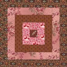Courthouse Steps Quilt Pattern: Fast and Fun Beginner Quilt & Courthouse Steps Quilt Block - Concentric Squares Adamdwight.com