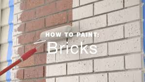 Painting Fake Brick Paneling How To Paint Exterior Brick Walls Youtube Home Improvement