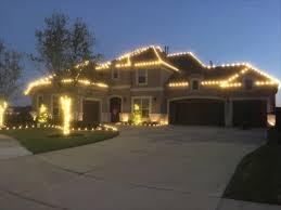 Outdoor Lighting The Woodlands Christmas Light Design In Hockley Tx Holiday Light