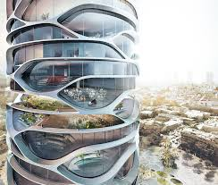 Mediterraneo Design Build Tel Avivs Gran Mediterraneo Tower Blooms With With A Lush