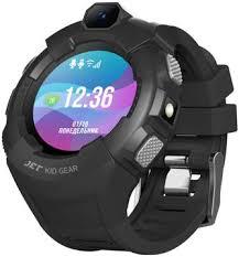 Купить <b>Умные часы JET Kid</b> Gear Black по выгодной цене в ...