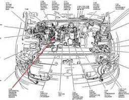 similiar ford vacuum hose diagram keywords ford f 150 engine 4 6 diagram additionally 1998 ford f 150 vacuum line