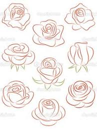 Small Picture How to draw a rose tutorial by cherrimut on tumblr Art