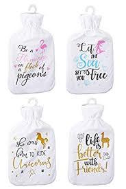 1 X Wunderschöne Wärmflasche Sprüche Ca 2l Aus Polyester