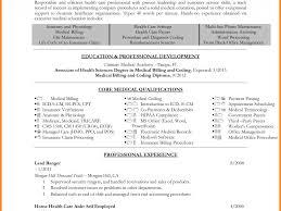 Download Medical Billing Resume Haadyaooverbayresort Com