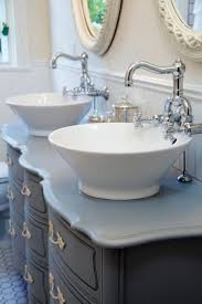 Best  Vessel Sink Bathroom Ideas On Pinterest - Bathroom sink installation
