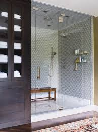 bathroom shower tile design color combinations: dont be afraid to add some color http wwwbhgcom bathroom color schemes colors bathroom color schemes