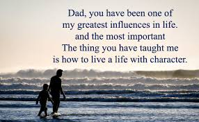Inspirational Father's Day Quotes Dad Sayings About Love Life Emotions Magnificent Father Love