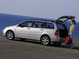 TOYOTA Corolla Wagon specs - 2004, 2005, 2006, 2007 - autoevolution