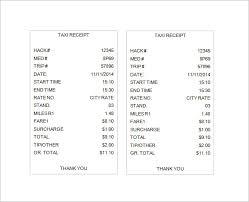 London Taxi Receipt Pdf 20 Taxi Receipt Templates Pdf Doc Free Premium Templates