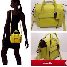 Womens Coach Bleecker  ❌SOLD❌Coach Bleeker Mini Riley Carryall